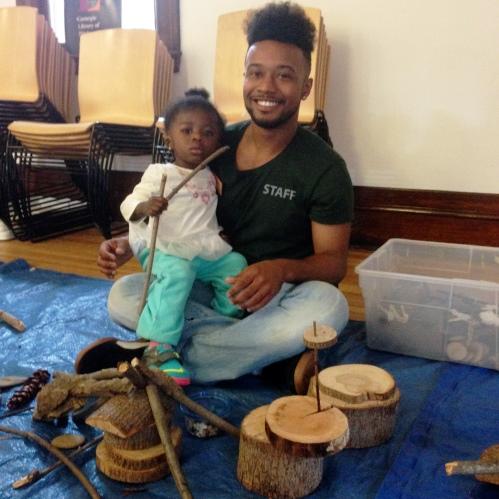 Buzz… Buzz… Buzzword! Meet Our New Homewood NatureEducator