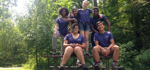 Leading and Learning with the YoungNaturalists