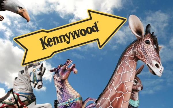 carousel animals kennywood