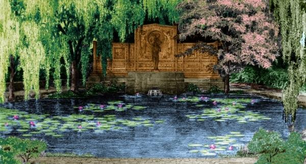 Westinghouse rendering